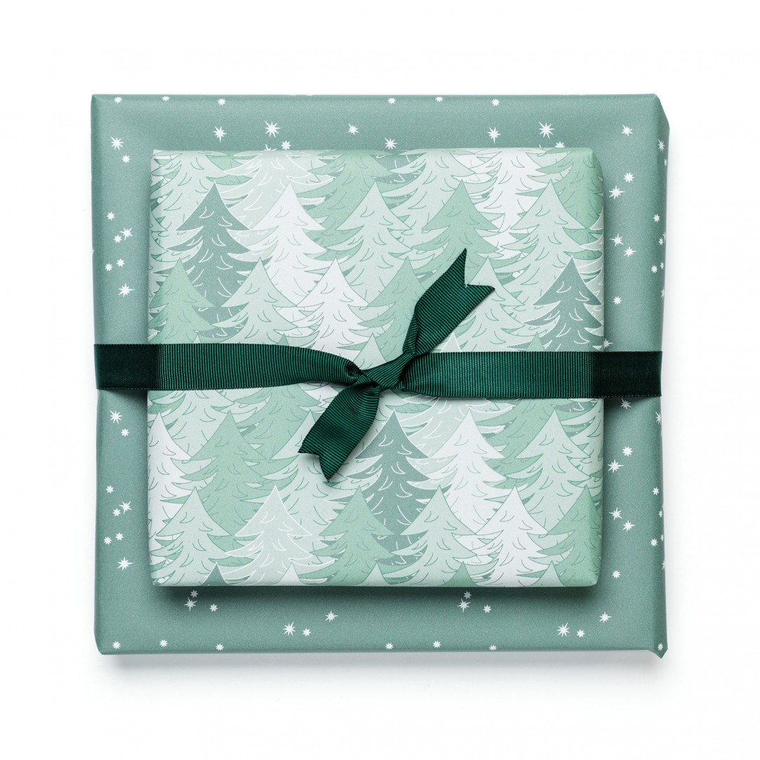 """GIFT WRAP """"FOREST"""""""